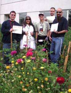 CRCI Lettuce Grow Graduation